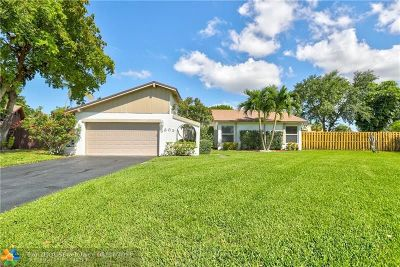 Deerfield Beach Single Family Home For Sale: 3802 NW 1st Pl