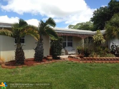 Boca Raton Single Family Home For Sale: 4403 NW 2nd Ave