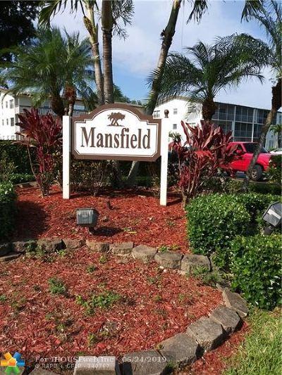 Boca Raton Condo/Townhouse For Sale: 385 Mansfield J #385