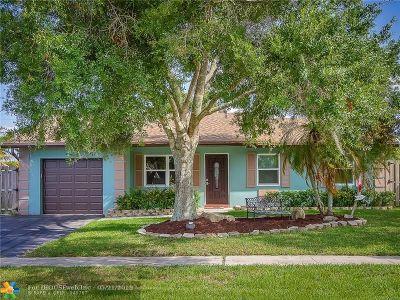 Boca Raton Single Family Home For Sale: 9548 Richmond Cir