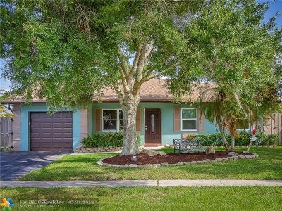 Boca Raton FL Single Family Home For Sale: $369,000