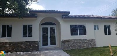 Miramar Single Family Home For Sale: 6201 SW 30th Ave