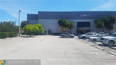 Deerfield Beach Commercial For Sale: 3650 SW 10th St