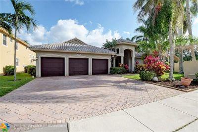 Boca Raton Single Family Home For Sale: 11652 Kensington Ct