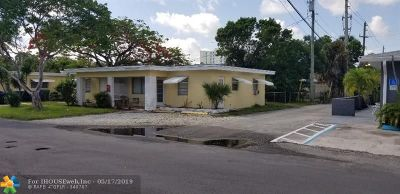 Fort Lauderdale Multi Family Home For Sale: 2101 SE 4th Ave