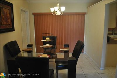 Margate Single Family Home For Sale: 2180 NW 70th Ave