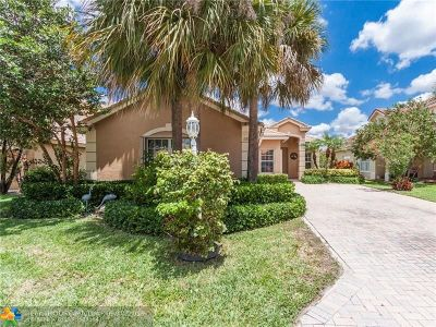 Parkland FL Single Family Home For Sale: $479,000