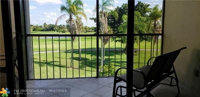 Weston Condo/Townhouse For Sale: 16200 Golf Club Rd #303