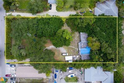 Fort Lauderdale Residential Lots & Land For Sale: 2037 SW 29th Ave