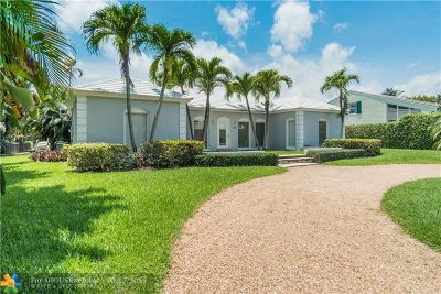 Delray Beach Single Family Home For Sale: 996 Pelican Ln