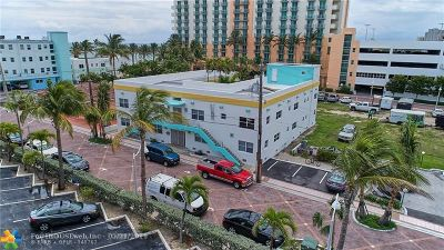 Broward County Condo/Townhouse For Sale: 326 Wilson St #206