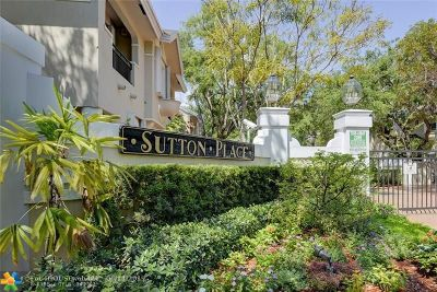 Pinecrest Condo/Townhouse For Sale: 6893 SW 89 Terrace