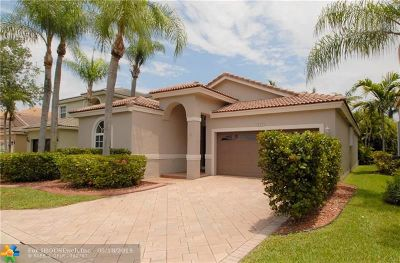 Coral Springs Single Family Home For Sale: 1113 NW 117th Ave