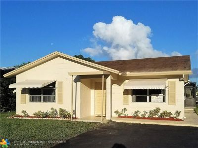 Single Family Home For Sale: 7009 NW 95th Ave