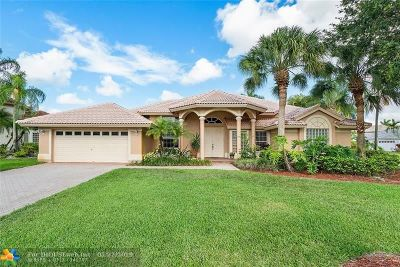 Boca Raton Single Family Home For Sale: 20094 W Key Dr