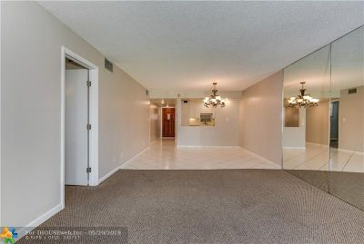 Pembroke Pines Condo/Townhouse For Sale: 830 S Hollybrook Dr #201