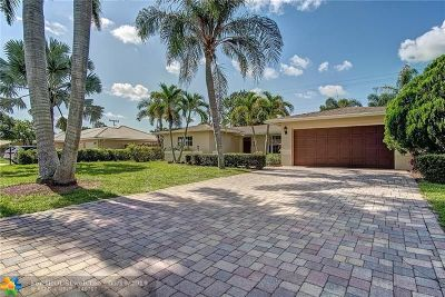 Boca Raton Single Family Home For Sale: 2122 Park Place