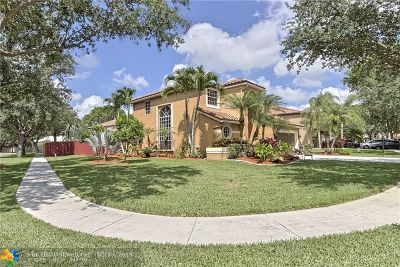 Cooper City Single Family Home Backup Contract-Call LA: 10463 Santiago St