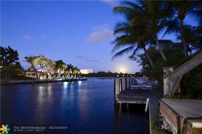 Fort Lauderdale Rental For Rent: 2747 NE 17th St