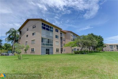 Pembroke Pines Condo/Townhouse For Sale: 12900 SW 7th Ct #406B