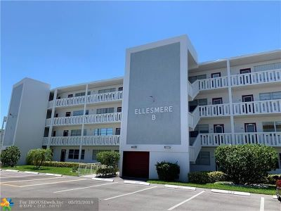 Deerfield Beach Condo/Townhouse For Sale: 3020 Ellesmere B #3020