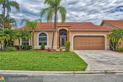 Parkland FL Single Family Home For Sale: $499,000