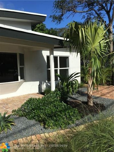 Fort Lauderdale Single Family Home For Sale: 525 NE 14th Ave