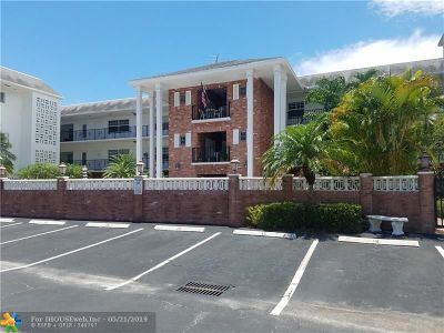 Fort Lauderdale Condo/Townhouse For Sale: 2500 NE 9th St #208