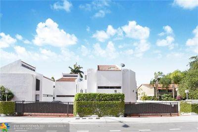 Miami Condo/Townhouse For Sale: 3120 Bird Ave #3120