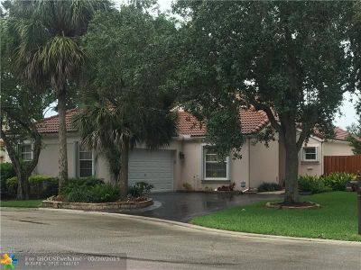 Plantation Single Family Home For Sale: 10500 NW 11th Ct