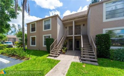 Margate Condo/Townhouse For Sale: 7875 Margate Blvd #101
