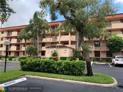 Coconut Creek Condo/Townhouse For Sale: 4133 Carambola Cir #203