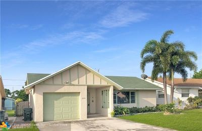 Boca Raton Single Family Home For Sale: 548 NW 54th St