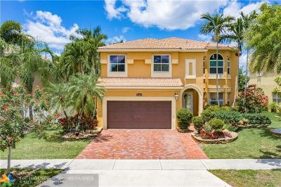 Pembroke Pines Single Family Home For Sale: 880 SW 171st Ter