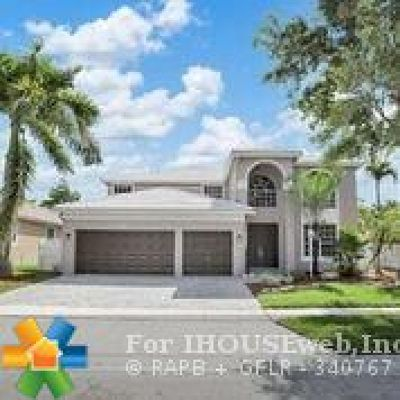Pembroke Pines Single Family Home Backup Contract-Call LA: 1003 NW 139 Ter