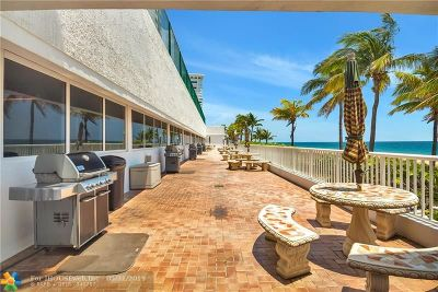 Pompano Beach Condo/Townhouse For Sale: 1370 S Ocean Blvd #2201