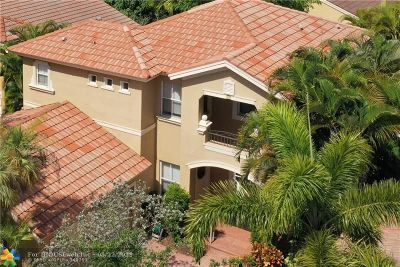 Coral Springs Single Family Home For Sale: 5756 NW 120th Ter