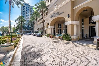 Fort Lauderdale Condo/Townhouse For Sale: 511 SE 5th Ave #1409