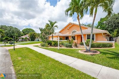 Davie Single Family Home For Sale: 2001 SW 98th Ter