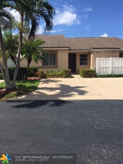 Boca Raton FL Condo/Townhouse For Sale: $158,500