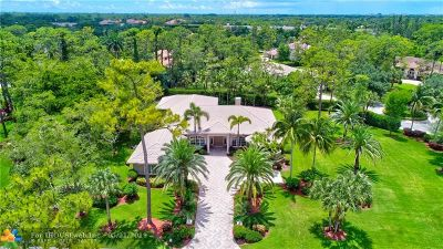 Parkland FL Single Family Home For Sale: $850,000