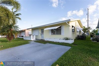Tamarac Single Family Home For Sale: 4107 NW 47th St