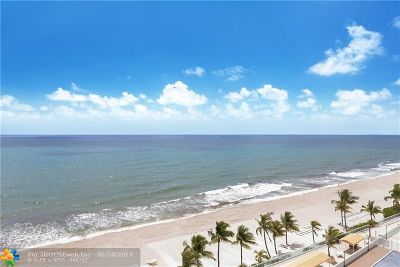Fort Lauderdale FL Condo/Townhouse For Sale: $549,900