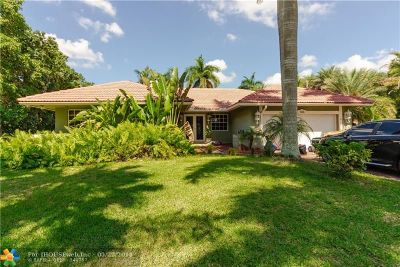 Southwest Ranches Single Family Home Backup Contract-Call LA: 7101 SW 182nd Way