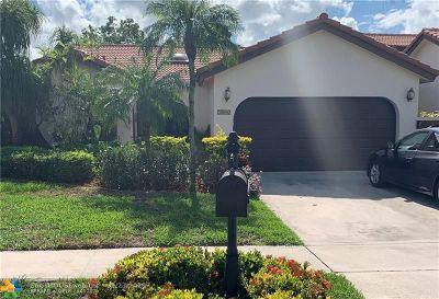 Boca Raton FL Single Family Home For Sale: $374,000