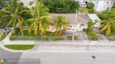 Miami Multi Family Home Backup Contract-Call LA: 301 NW 34th St