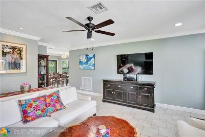 Fort Lauderdale Single Family Home For Sale: 2415 NE 26th Ave