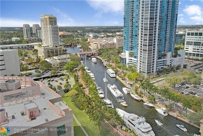 Fort Lauderdale Condo/Townhouse For Sale: 511 SE 5th Ave #2214