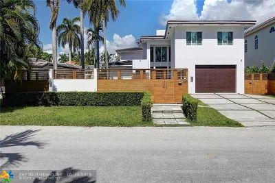 Fort Lauderdale Single Family Home For Sale: 325 Seven Isles Dr