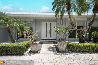 Miami Single Family Home For Sale: 21171 NE 22nd Ct